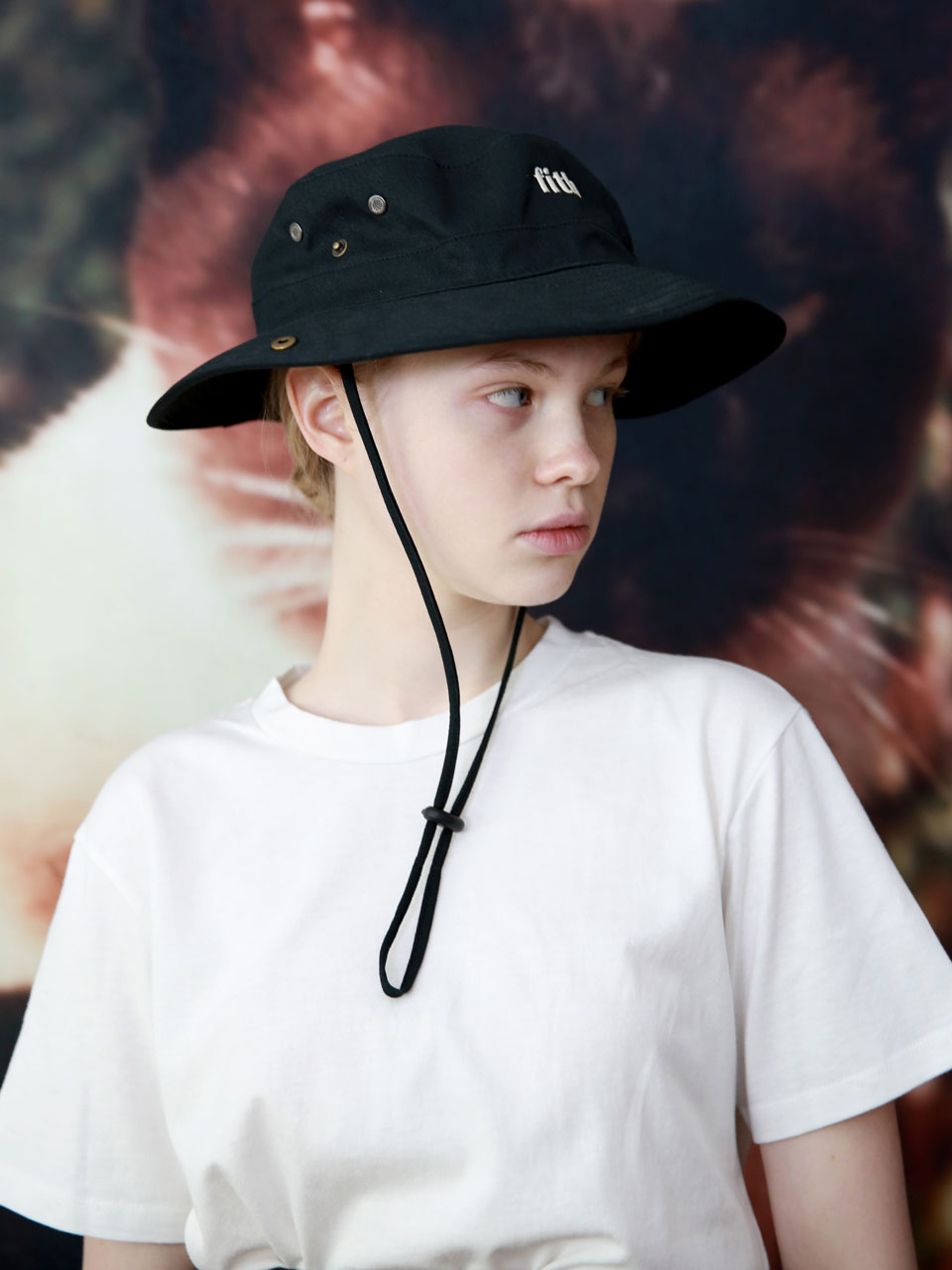 FITB LOGO SAFARI HAT