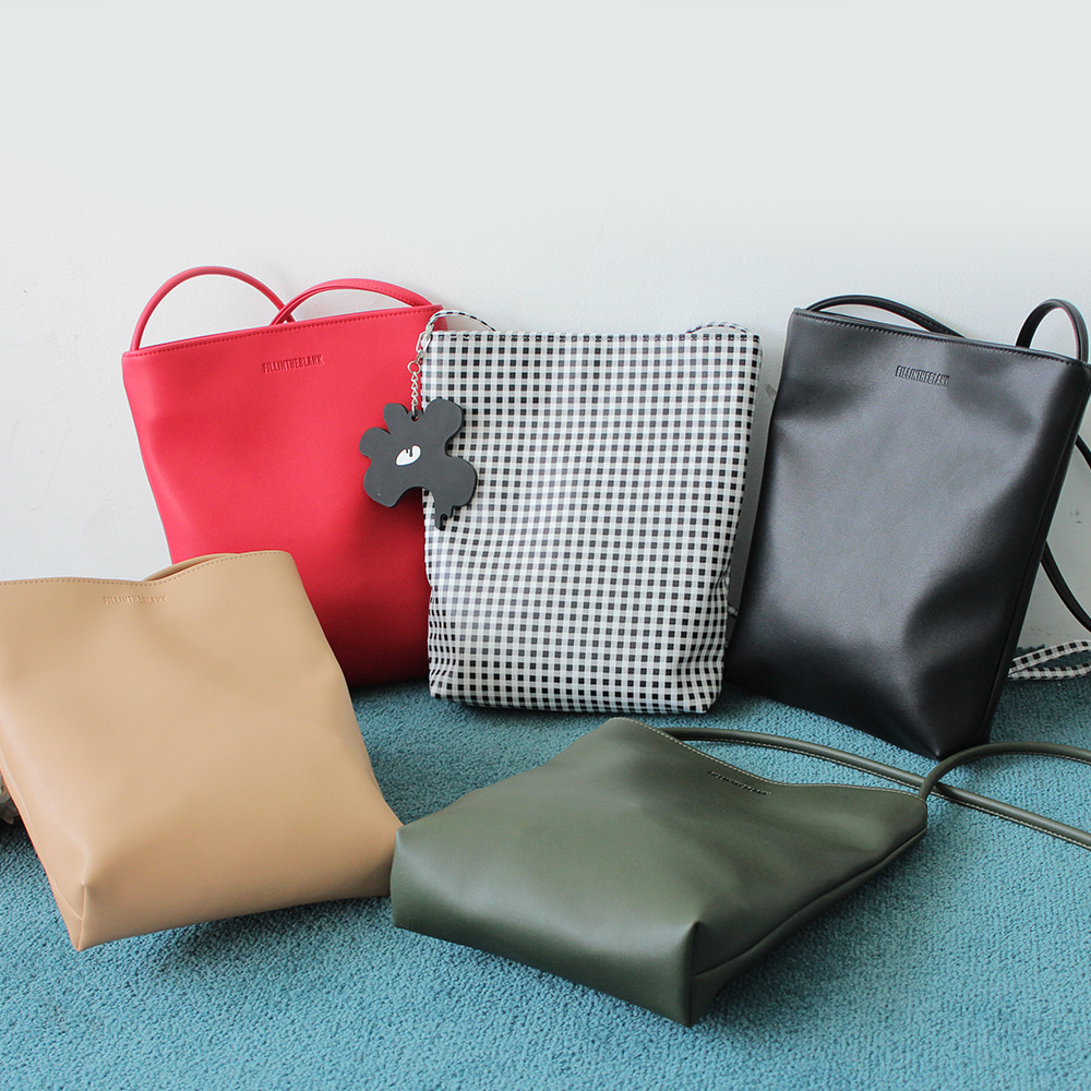 [B급 40% 세일] SISTER SUNDAY CROSS BAG (8color)